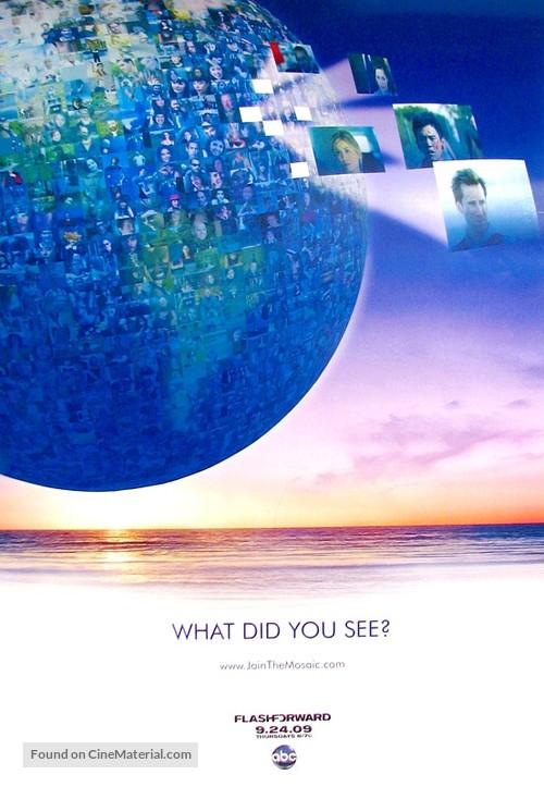 """FlashForward"" - Movie Poster"