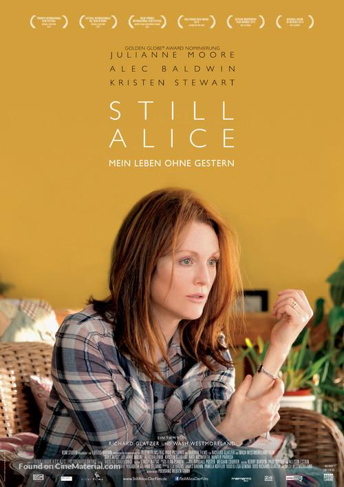 Still Alice - German Movie Poster