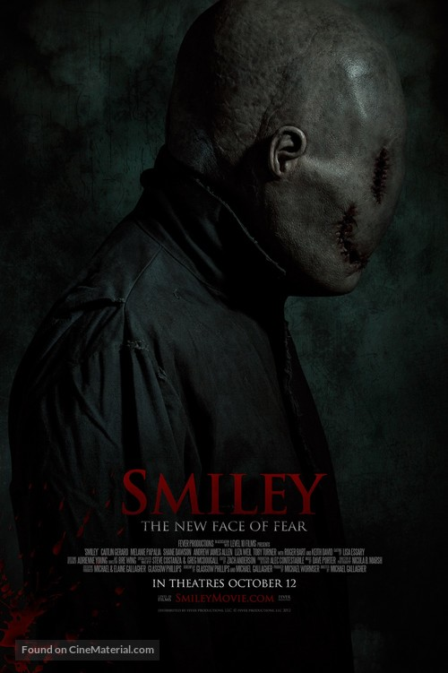 Smiley - Movie Poster