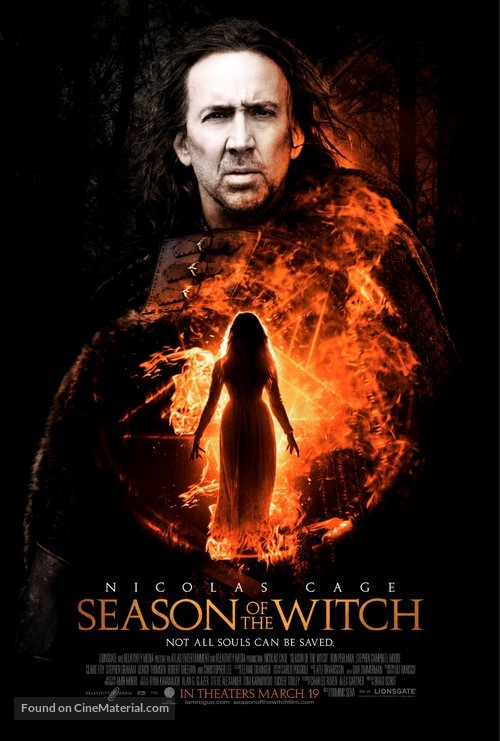 Season of the Witch - Movie Poster