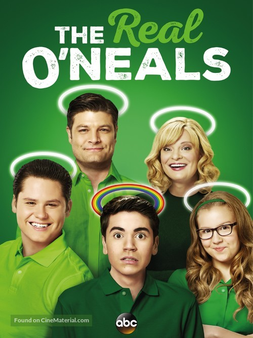 """""""The Real O'Neals"""" - Movie Poster"""