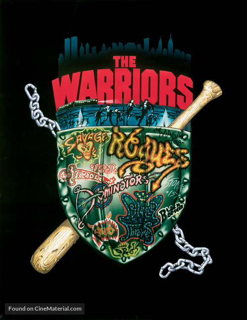 The Warriors - poster