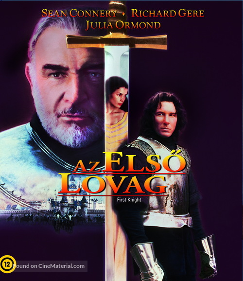 First Knight - Hungarian Movie Cover