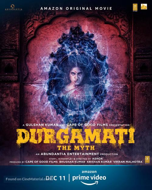 Durgavati (2020) Indian movie poster