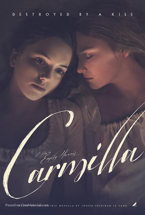 Carmilla - British Movie Poster