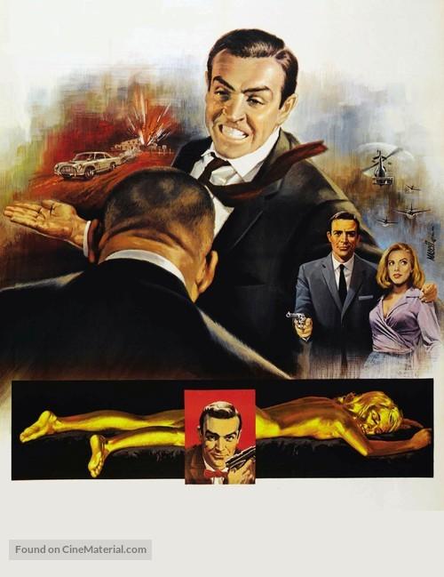 Goldfinger - Key art