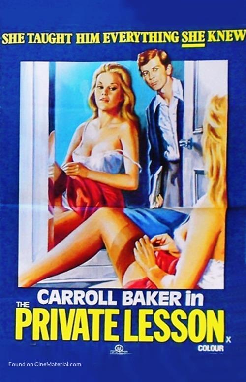 Lezioni private - Movie Poster