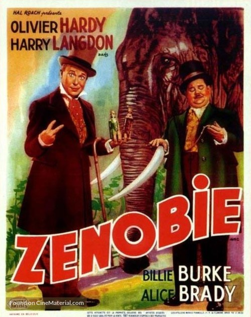 Zenobia - Movie Poster
