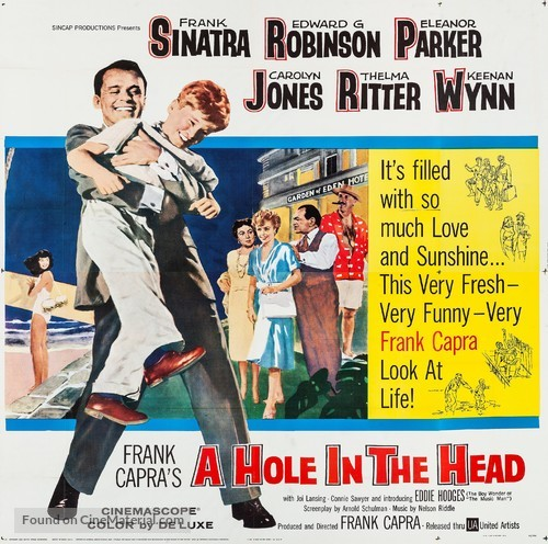 A Hole in the Head - Movie Poster
