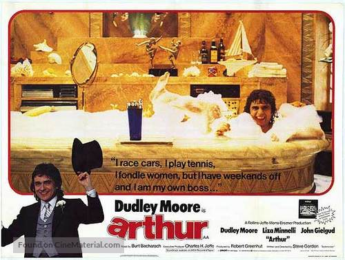 Arthur - Movie Poster
