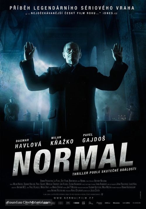 Normal - Czech Movie Poster