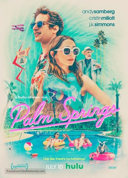 Palm Springs - Movie Poster
