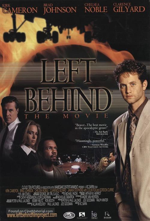 Left Behind - Movie Poster