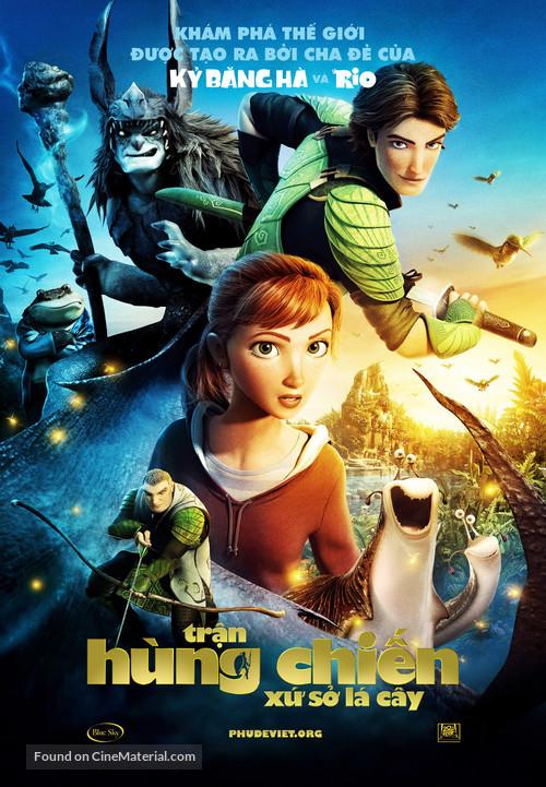 Epic - Vietnamese Movie Poster