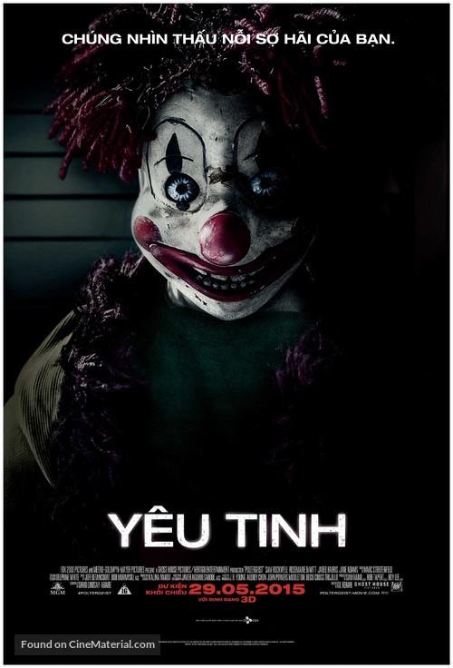 Poltergeist - Vietnamese Movie Poster