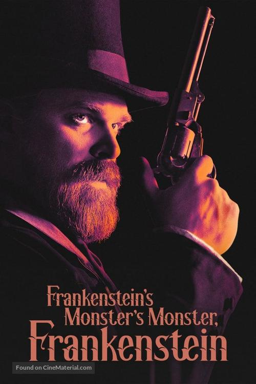 Frankenstein's Monster's Monster, Frankenstein - Movie Poster