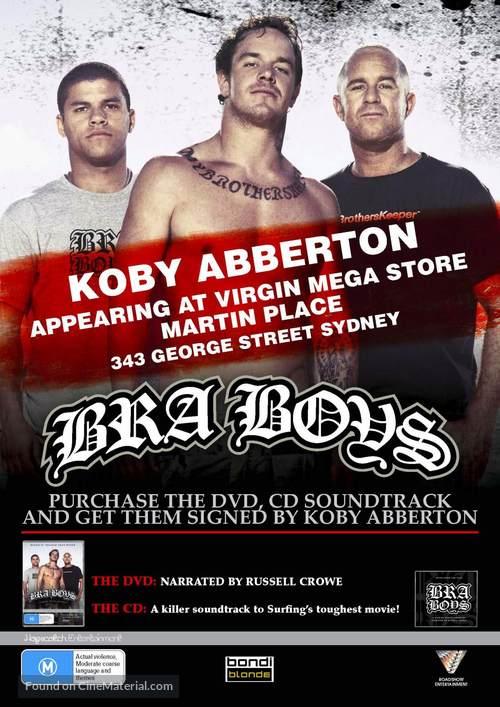 Bra Boys - Australian Movie Poster