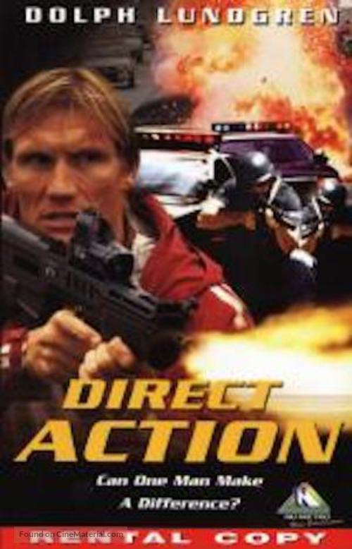 Direct Action - South African Movie Cover