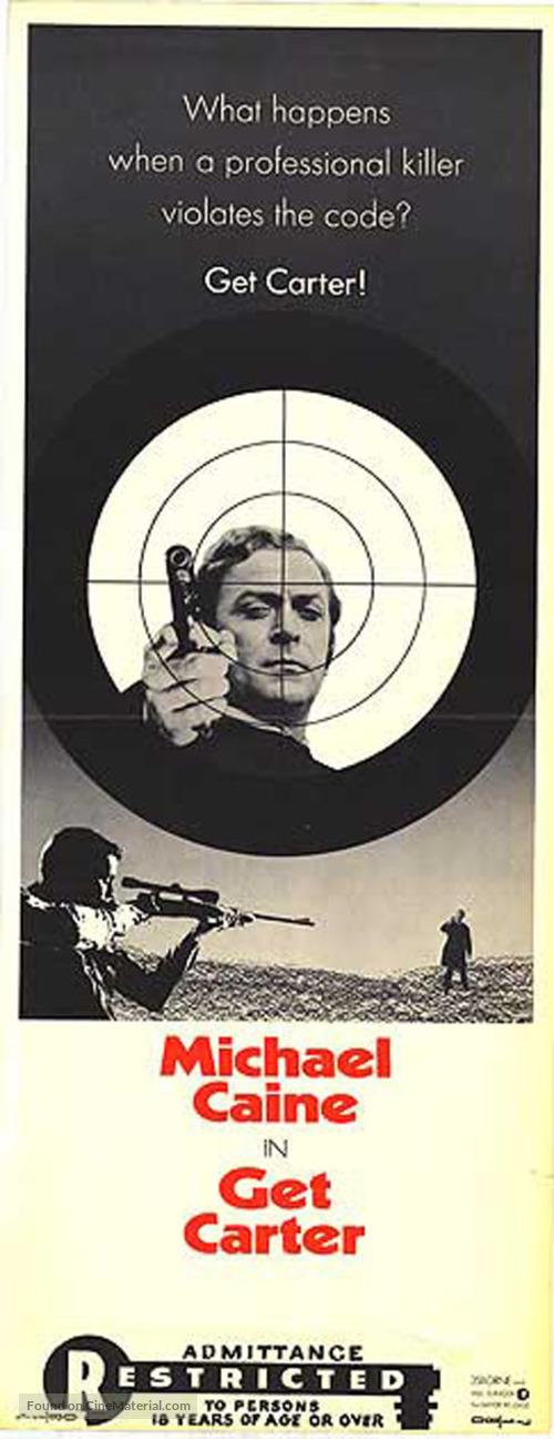 Get Carter - Movie Poster