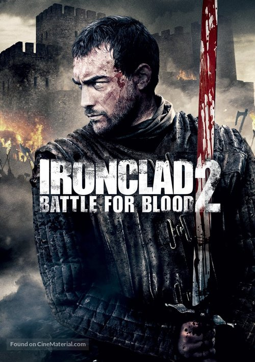 Ironclad: Battle for Blood - DVD movie cover