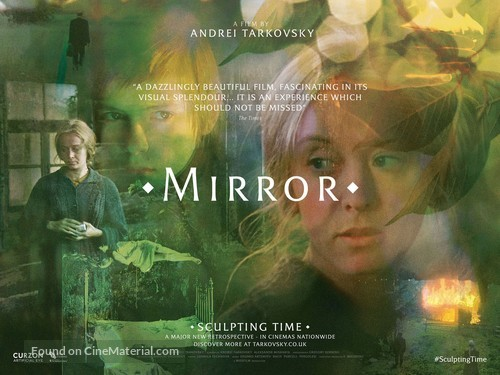 The Mirror - British Re-release movie poster