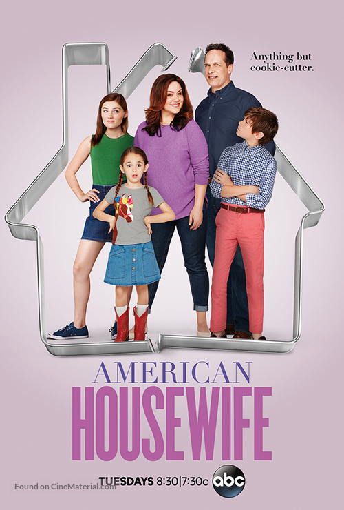 """American Housewife"" - Movie Poster"