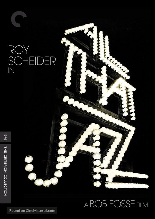 All That Jazz - DVD movie cover