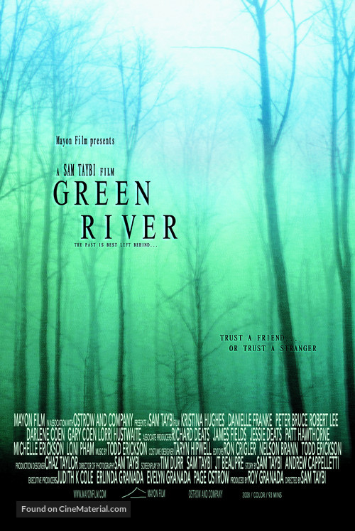 Green River - Movie Poster
