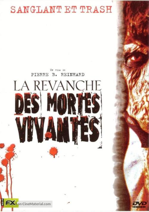 La revanche des mortes vivantes - French DVD cover