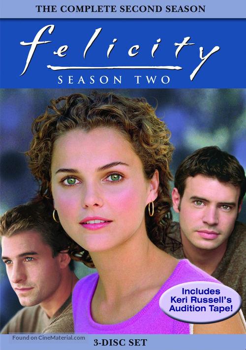 """Felicity"" - DVD movie cover"