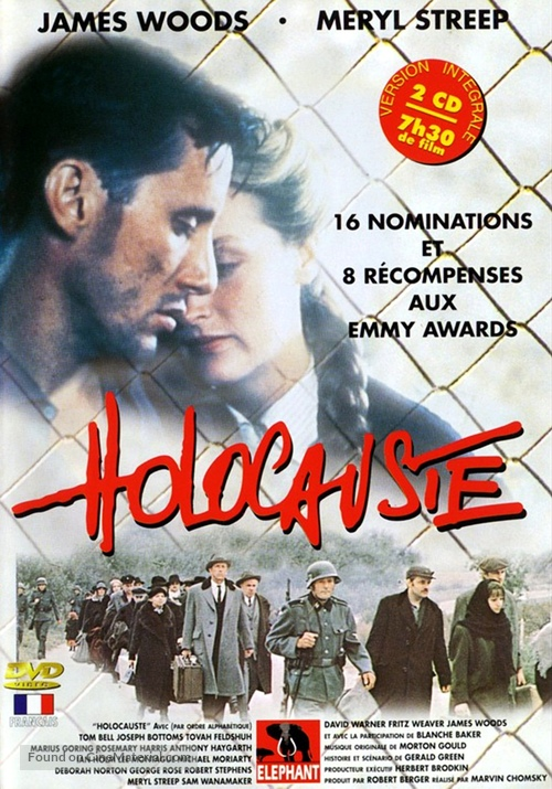 """""""Holocaust"""" - French Movie Cover"""