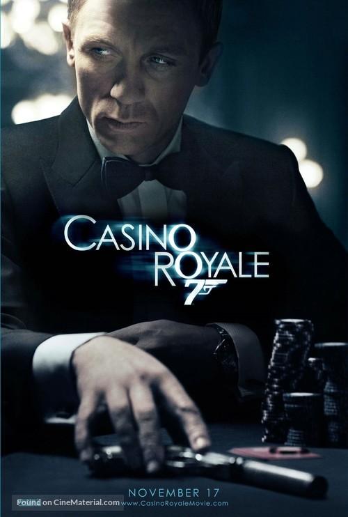 Casino Royale - Teaser movie poster