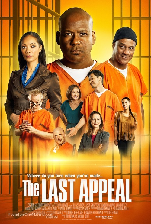 The Last Appeal - Movie Poster