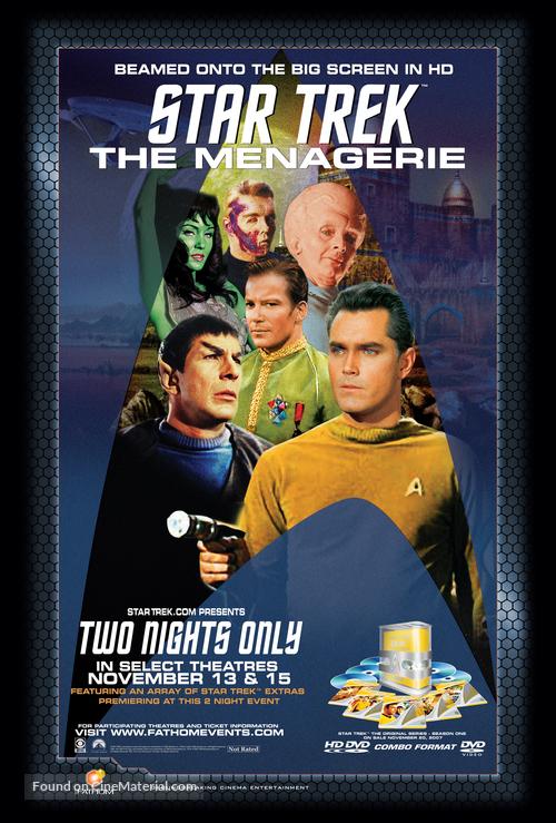 """Star Trek"" - Movie Poster"