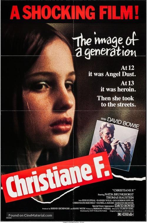 Christiane F kijken? Stream of download makkelijk via