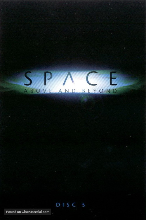 """Space: Above and Beyond"" - Movie Cover"