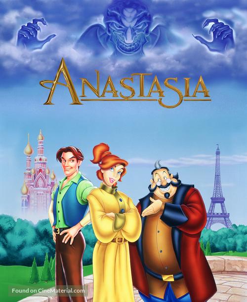 Anastasia - German Movie Cover