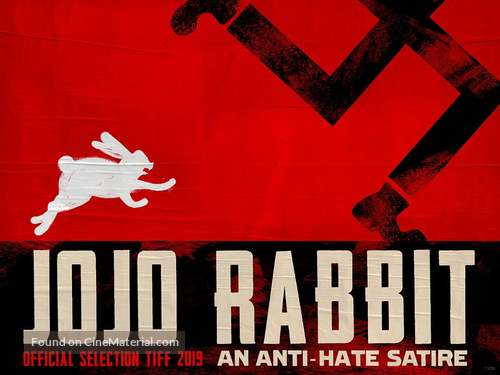 Jojo Rabbit - Movie Poster