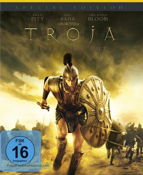 Troy - German Movie Cover
