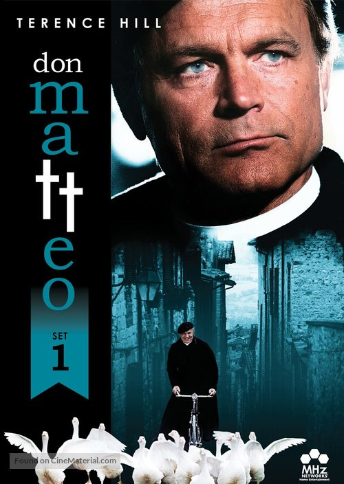 """Don Matteo"" - DVD movie cover"