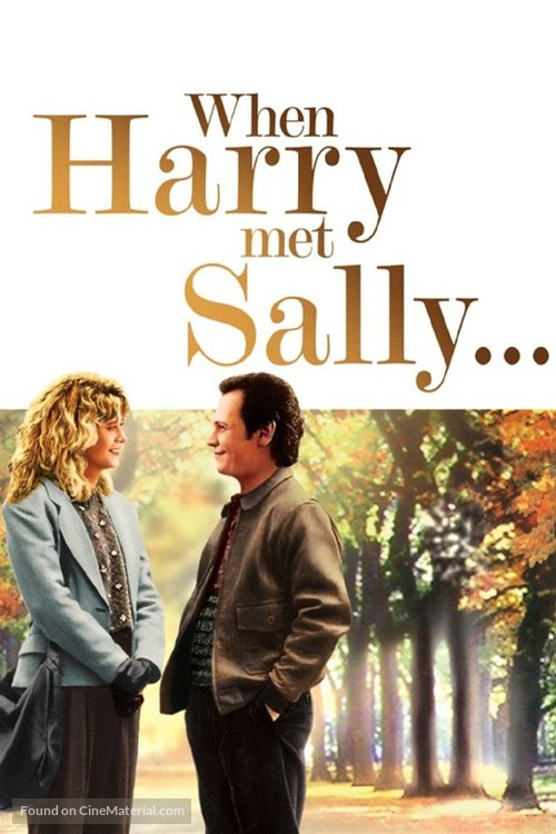 When Harry Met Sally... - Movie Cover