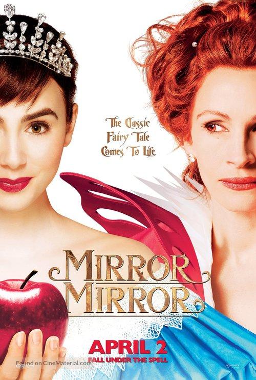 Mirror Mirror - British Movie Poster