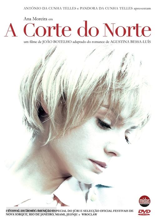 A Corte do Norte - Portuguese DVD movie cover