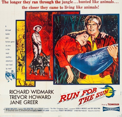 Run for the Sun - Movie Poster