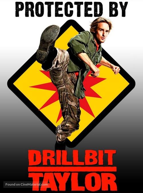 Drillbit Taylor - Movie Poster