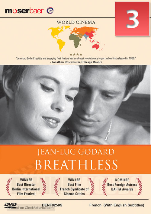 "an evaluation of the movie breathless by jean luc godard Breathless dates/showtimes may 5 fri 10:00 may 6 sat 9:30 urgent text directed by jean-luc godard (1959) ""to become immortal, then to die"" jean-paul belmondo on the run, shooting cops and stealing cars – and cash from the handbag of herald tribune-hawking girlfriend jean seberg."