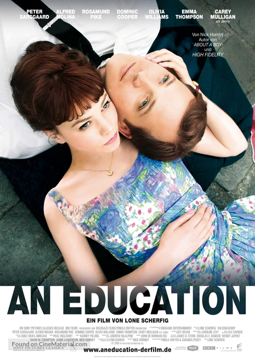 An Education - German Movie Poster