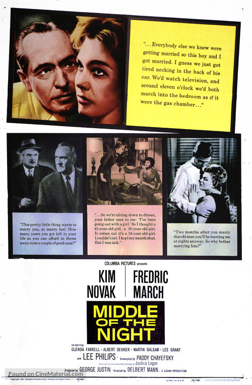 Middle of the Night - Movie Poster