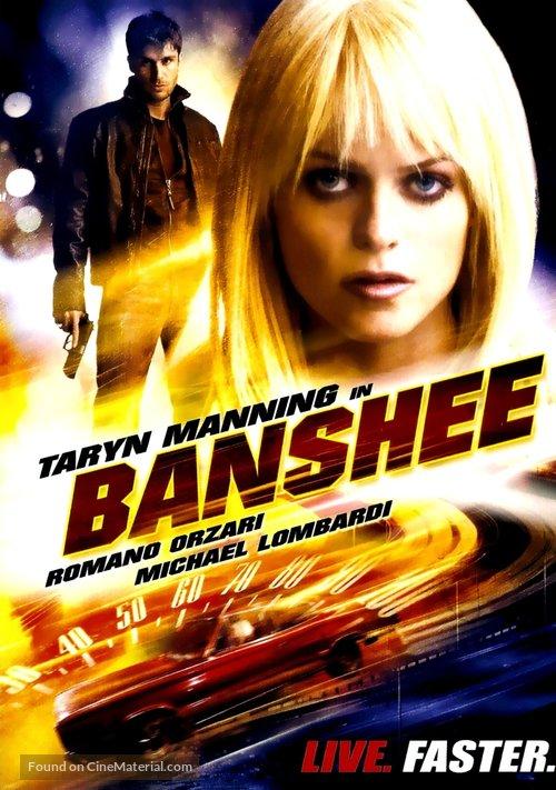 Banshee - Movie Cover