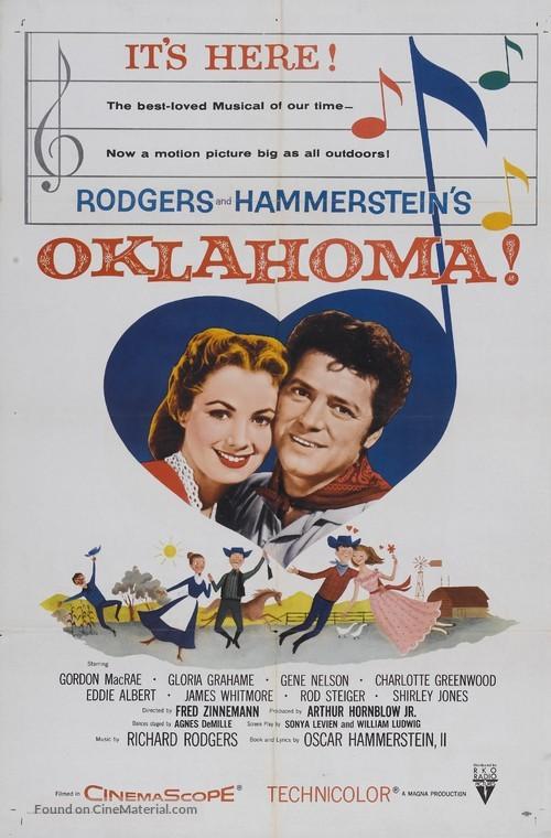 Oklahoma! - Movie Poster